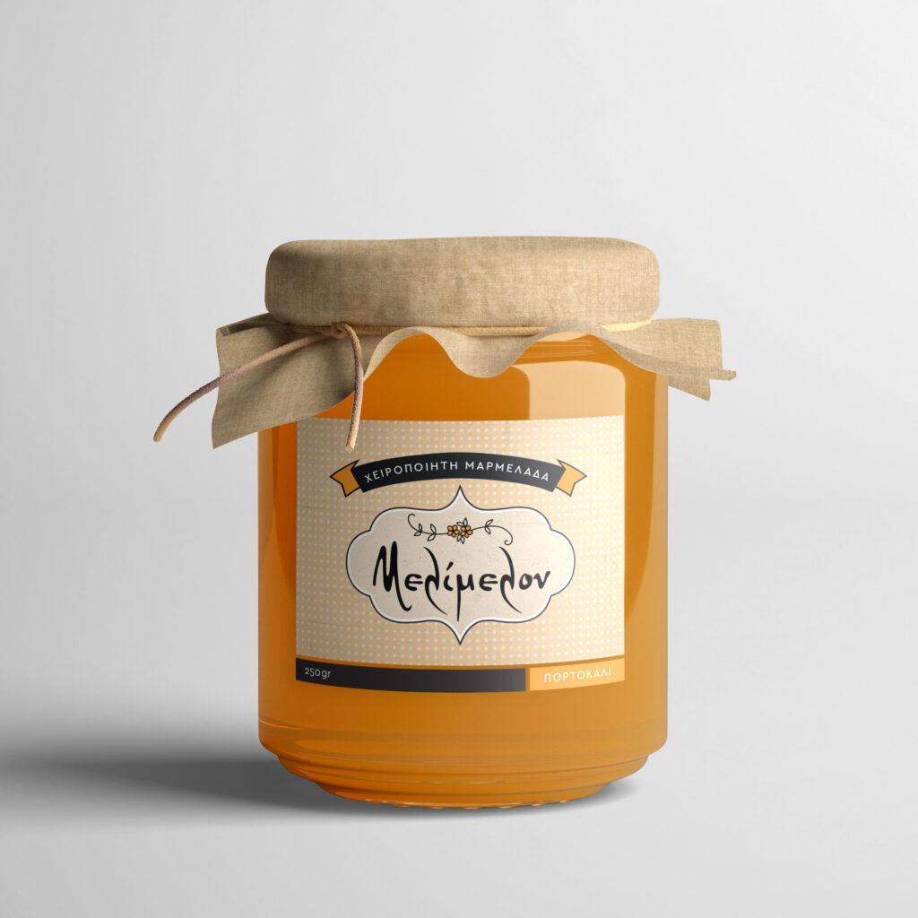 Melimelon Marmalade