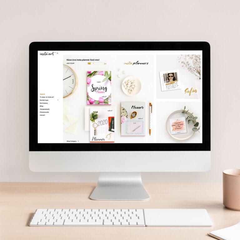 insta-art E-shop